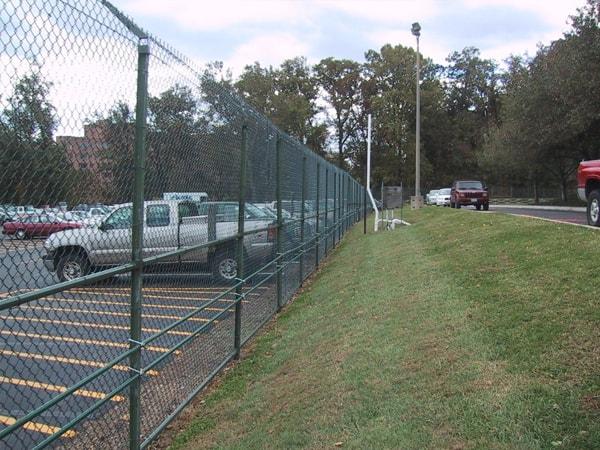 Manassas Va K4 Rated Fence Hercules Fence Northern
