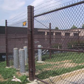 High Security Chain Link Fence