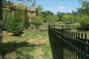Fence Upgrade