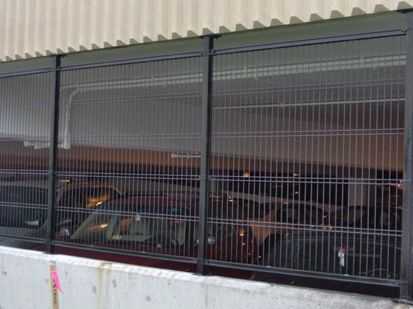 Manassas Va Commercial Ornamental Steel Hercules Fence