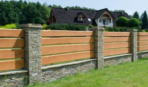 Restoring a Worn Out Wooden Fence