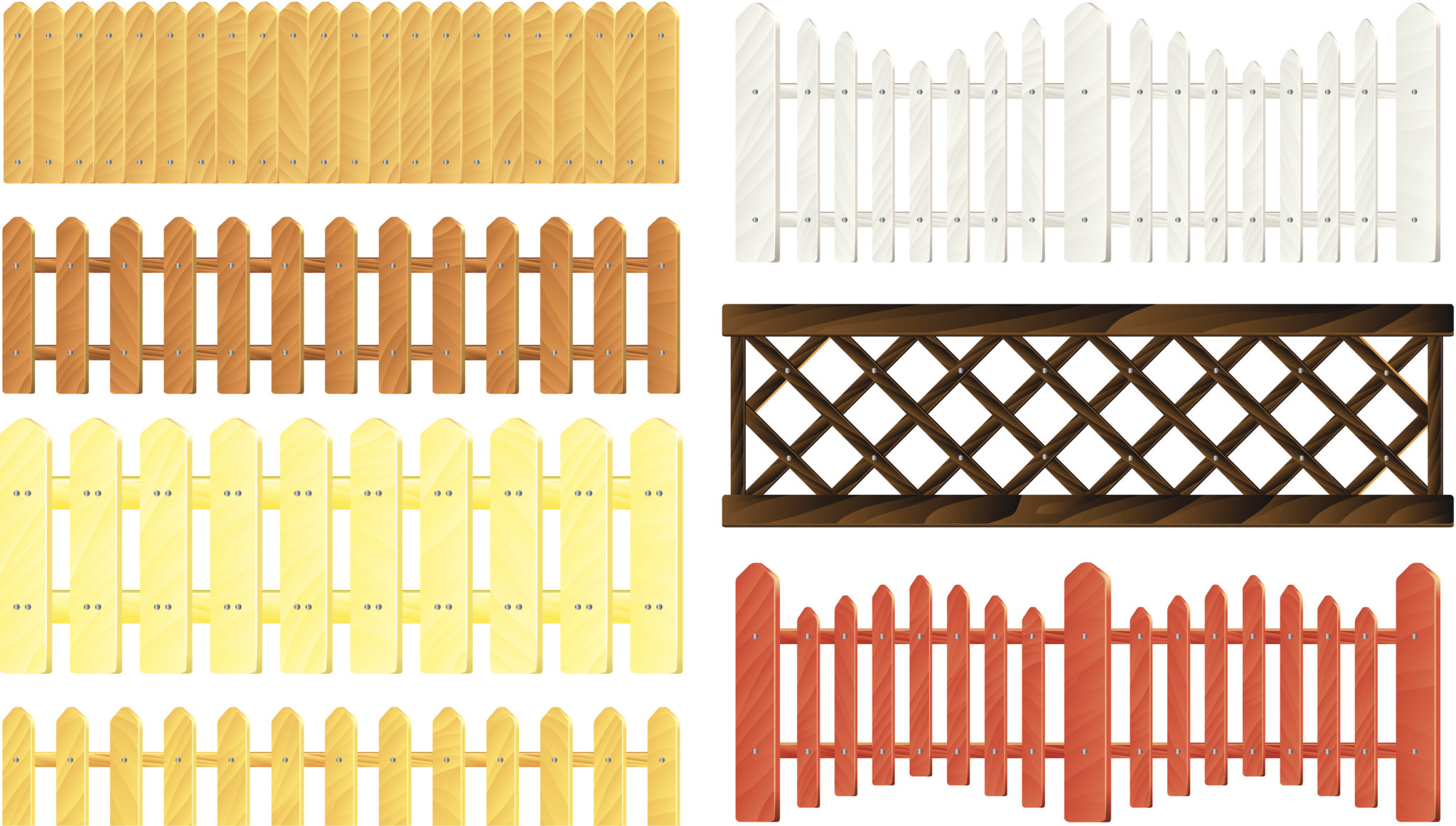 4 Types of Fencing Which is Best for Your Property Hercules