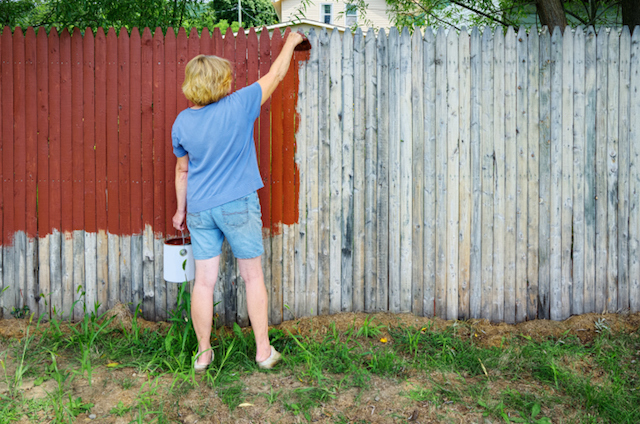 Cool Ways to Upgrade Your Fence This Spring