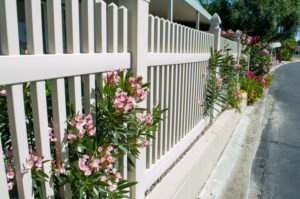 Caring for Your Vinyl Fence
