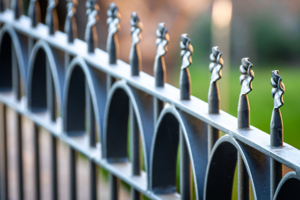 How You Can Maintain an Iron Fence