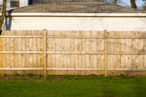 Determining the Appropriate Fence Height For Your Property