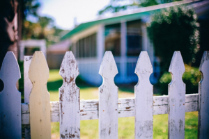 Why You Might See Your Fence Posts Altering Their Color