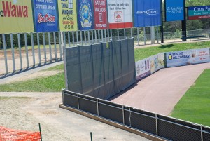 Baseball Field Fencing Northern Virginia