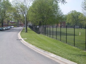 Chain Link Fence Northern Virginia