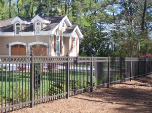 Rebuilding a Dilapidated Fence